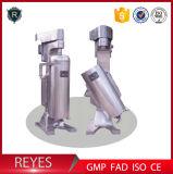 Macchina della centrifuga di separazione dell'olio residuo