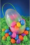 """10 """"明確なジャンボイースターエッグ、驚きの卵のために大きい2 Pk -"""