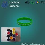 Caoutchouc de silicones liquide de l'impression LSR Lianhuan d'écran pour l'enduit et l'impression
