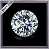6 quilates ronda 12mm corte brillante piedra Moissanite suelto