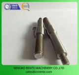 Части филировать CNC латуни/алюминия/металла 4-Axis OEM/поворачивать/подвергать механической обработке