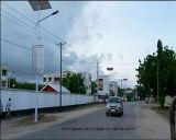 Os preços dos 4m excelente 20W-30W Personalizar Luz Rua Solar