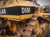 Verwendete/Secondhand Gleisketten-Planierraupe D5K D5n D5h der Katze-D5m