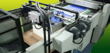 Máquina automática total del barniz con el producto de limpieza de discos del polvo (XJVE-1450)