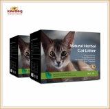 Neue Art/alles natürliche Kraut-Katze-Sänfte-/Bamboo-Puder mit natürlichen Kräutern (KJ0007)