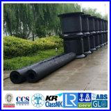 Tipo cilindrico cuscino ammortizzatore del bacino e del pilastro della gomma
