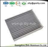 工業ビル物質的なアルミニウム機械放出脱熱器