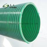 Flexible en PVC flexible d'aspiration de l'eau Helix