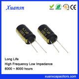 5X11mm 105c 4.7 Elektrolytische Condensator UF Met lange levensuur
