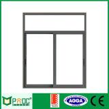 Fabrik-Preis-australisches Standardschiebendes Aluminiumfenster