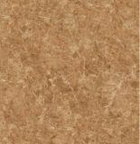 De binnenlandse Tegel van de Vloer van het Porselein van het Bouwmateriaal Gele Marmeren Volledige Opgepoetste Verglaasde
