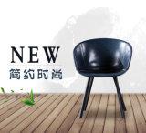 Asiento plástico y silla posterior del ocio con el acolchado de la PU en tapa