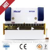 Широко Trusted Harsle марки Wc67k гидравлический пресс с ЧПУ тормоза