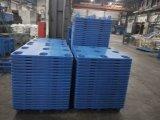 Goldene Fertigung-Plastiktrommel-/Ladeplatten-Blasformen, das Maschine herstellt
