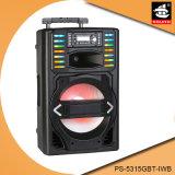 라디오 Bluetooth PS 5315gbt Iwb를 가진 재충전용 휴대용 스피커