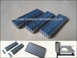 Senco x 시리즈 물결 모양 잠그개 24.8mm X 9.5mm-5000