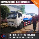 Alta calidad 8000 litros de carro del tanque, carro del tanque de agua para Slale