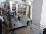캡핑 레테르를 붙이는 선을%s 가진 자동적인 액체 병 충전물 기계