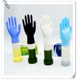 2017 горячих перчаток нитрила сбывания! Перчатки рассмотрения нитрила дешевого порошка свободно