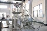 O sumo de frutos totalmente automático bebidas máquina de enchimento de garrafas de vidro