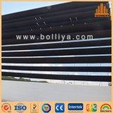 Plafond en aluminium Acm de façade
