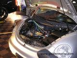 Kit de unidade de um carro eléctrico com alta Efficeincy com motor de c.c. sem escovas