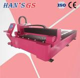 machine de découpage de laser de fibre de GS de 2200W Hans