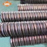 Трубопровод металла столба напрягая Corrugated