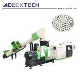 De PP/PE/LDPE/HDPE/filmes de BOPP & saco tecido/ extrusora de fuso simples de espuma de poliestireno expandido Anel Água Granulator Reciclagem de plástico