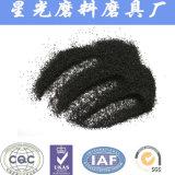 研摩剤60# 85% Al2O3のための黒によって溶かされるアルミナの酸化物