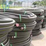 地下のPEのガス管線管