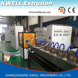 Manguito reforzado acero del PVC que hace que la máquina/el estirador trabajan a máquina/la cadena de producción