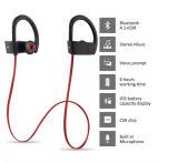 Mini rádio do fone de ouvido de Bluetooth do estilo em auriculares de Bluetooth da orelha