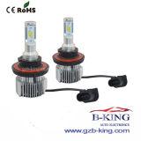 H13 impermeabile 36W per faro dell'automobile LED della lampadina