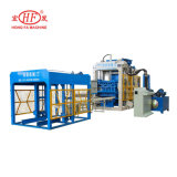 Building Material Machinery Qt6-15D Automatic Brig Machine, Color Concrete To pave Block Making Price Machine