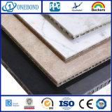 Le marbre Panneau alvéolé pour système de construction