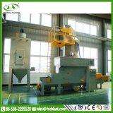 Hoja de acero Hxq35 máquina de granallado