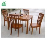 Comercial de madera personalizado muebles Restaurante juegos con mesa de comedor silla