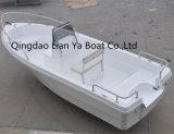 Bateau de pêche de fibre de verre de Liya 5meters avec la vente extérieure d'engine