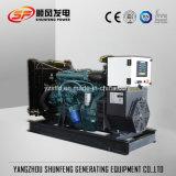 diesel van de Stroom 175kVA 140kw Doosan Generator met Alternator Stamford
