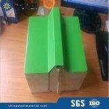 Панель сандвича металла PU изолированная пеной для холодильных установок