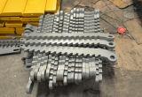 Scissor l'elevatore con l'acciaio solido 3500kg