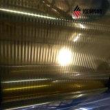 외벽을%s PVDF 코팅 색깔에 의하여 입히는 알루미늄 코일