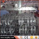Máquina de sopro dobro padrão do tiro do gancho do Ce para a limpeza, modelo: Mhb2-1216p11-2