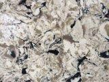 Мраморные ключе искусственного кварца Calacatta высокого качества