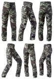 Estilo militar tan impermeable Windproof Softshell pantalones táctico del ejército