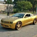 Порошок зеркала пигмента золота краски хамелеона, акриловая краска для пластмассы, автомобиля