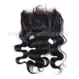 ボディ波の質のRemyの毛の大きいToupee