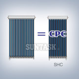 Suntask 123 Sistema de aquecimento de Água Quente Solar