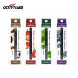 La pluma de encargo 500 del vaporizador de la insignia de la pluma portable disponible al por mayor a granel de Vape sopla de Ocitytimes